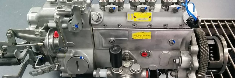 پمپ انژکتور ماشین