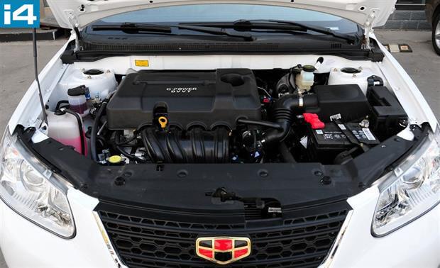 موتور خودروی جیلی